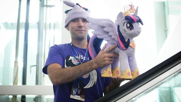 """Photos: """"Brony"""" Culture Is Not What You Think It Is"""