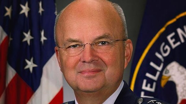 A Former NSA Chief Thinks Privacy and Free Information Activists Are Potential Terrorists
