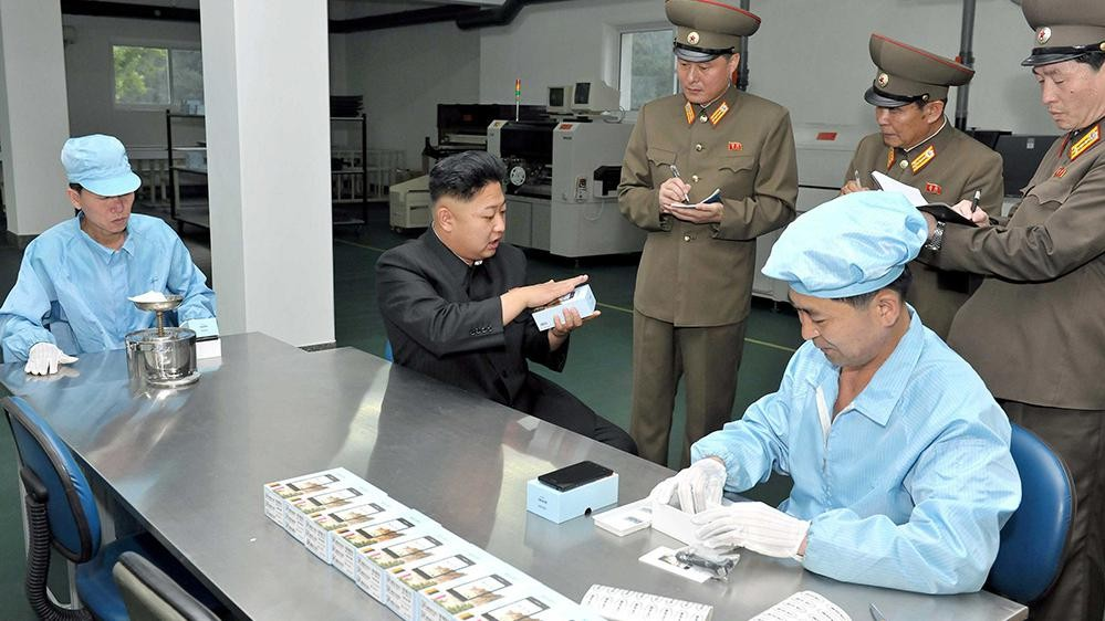 North Korea's First Smartphone Probably Isn't North Korean or Connected to the Internet