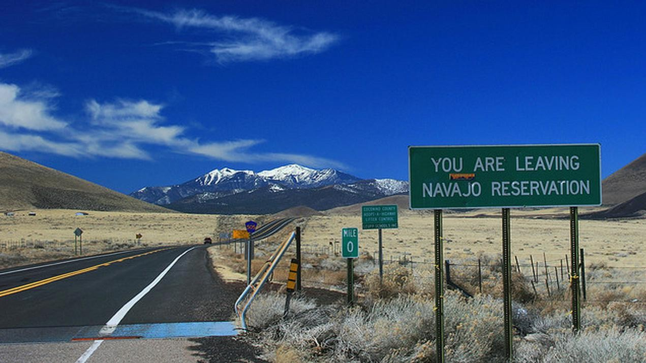 The Nation's Largest Indian Reservation Will Finally Have Widespread Internet Access