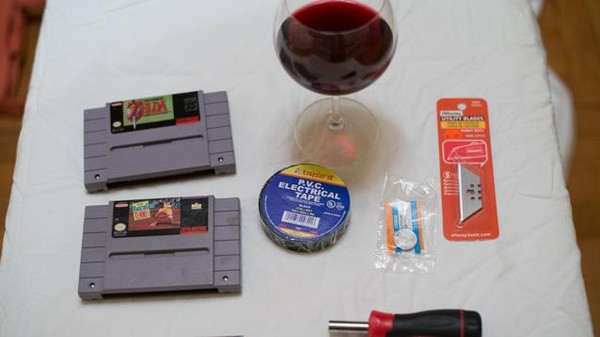 How to Replace an SNES Cartridge's Save Game Battery