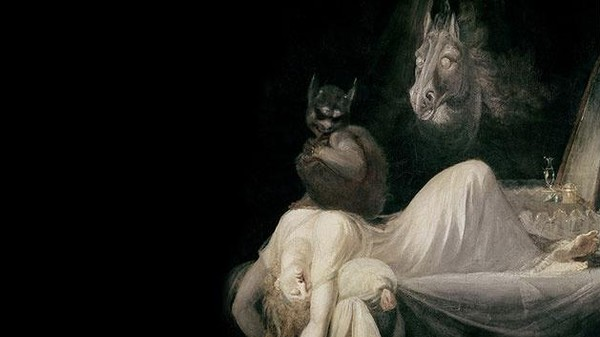 Being Ridden by the Witch: Sleep Paralysis Is the Greatest Nightmare