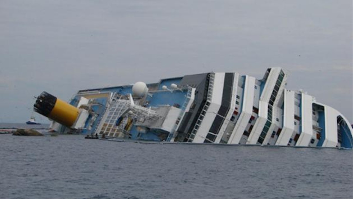 an analysis of the costa concordia event There is clearly a lot of speculation about what happened on board the costa concordia that led on the costa concordia [analysis] receive gcaptain's.