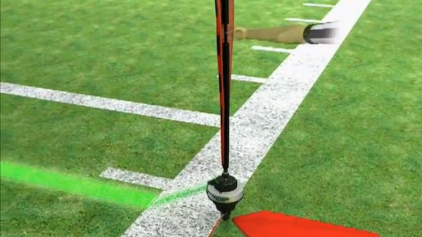 Why Haven't Lasers Replaced the NFL's First Down Markers?