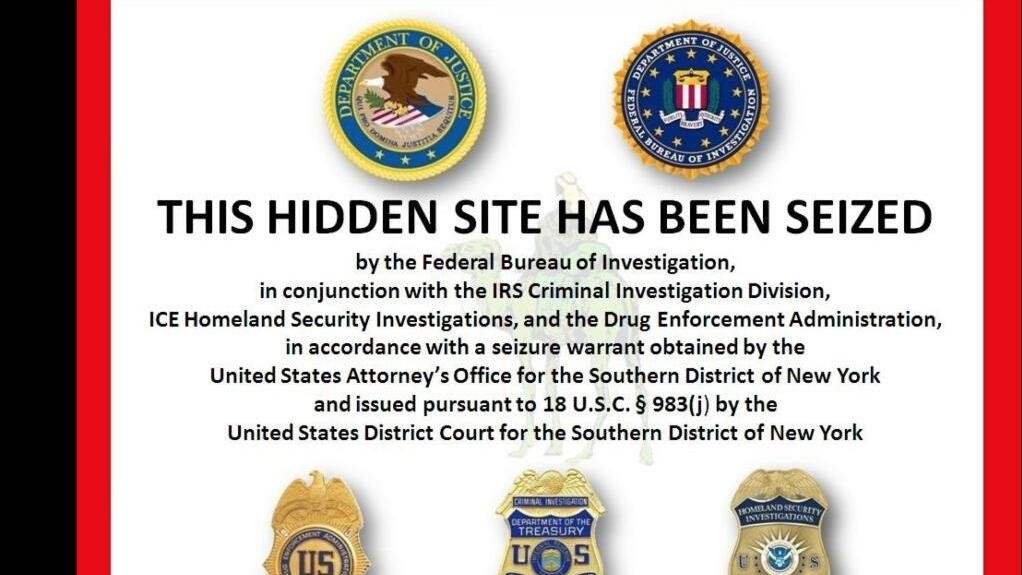 The Silk Road Is Shut Down, and the Owner Is in Custody