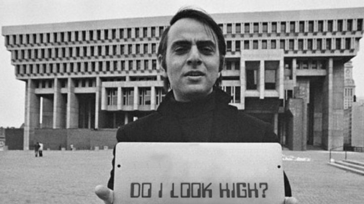 Image result for carl sagan first wife