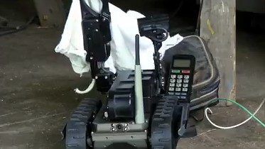 Bomb Defusal Made Easy with iRobot's Throwable Bot