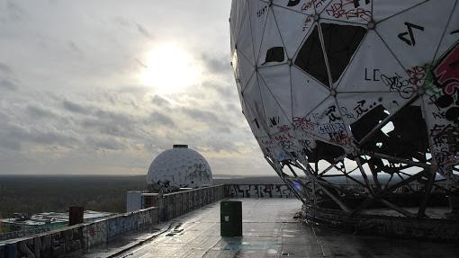 Take a Tour of Teufelsberg, Berlin's Abandoned NSA Listening Station