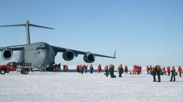 Remember the Government Shutdown? It's Still Screwing Over Scientists in Antarctica