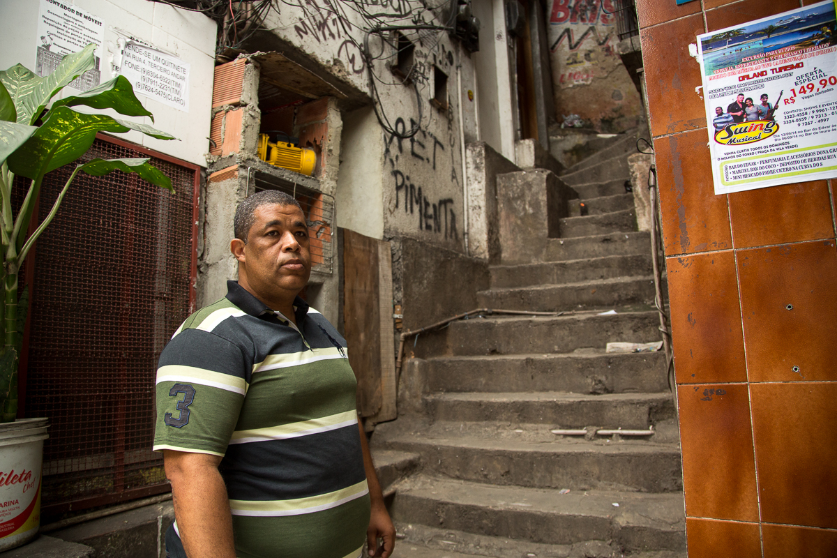 How one startup mapped Brazil's confusing favelas