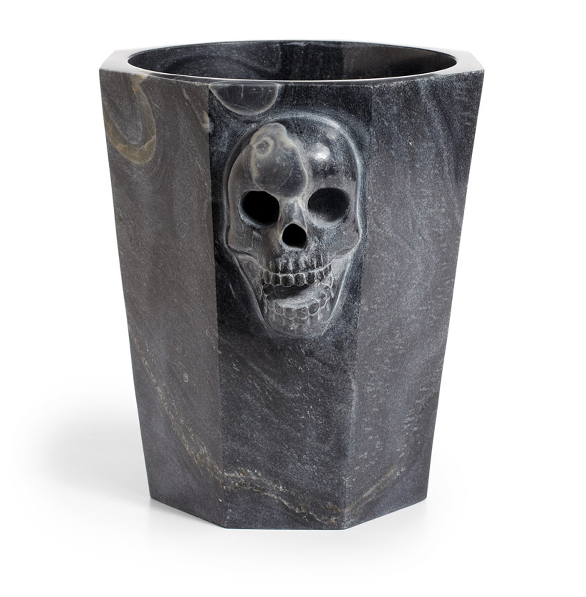 Black Marble Champagne Bucket