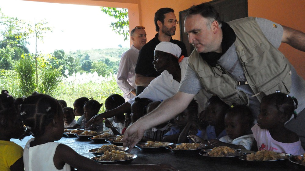 José Andrés Wants the World to Cook with Sunlight and Biofuel ...