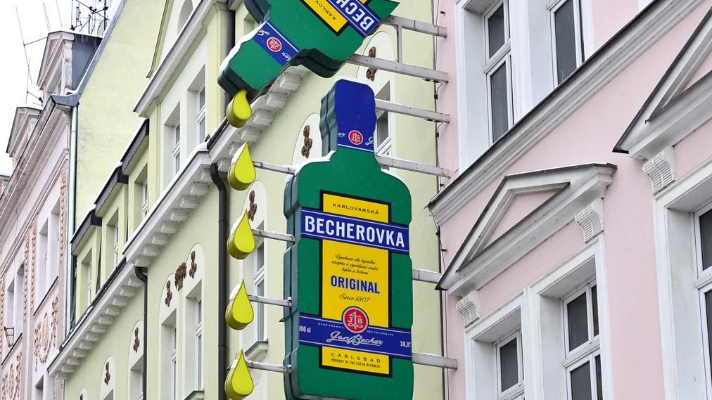 Becherovka - Museum 1