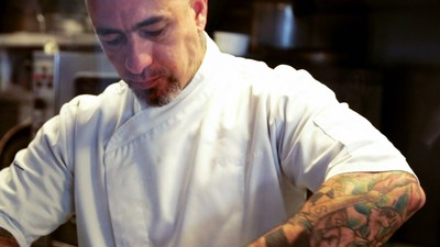Chef's Night Out: Henrique Fogaça of Sal Gastronomia