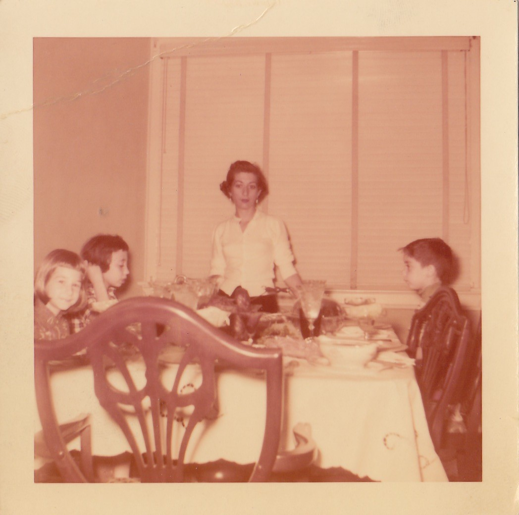 DiningTable.3kids.1956