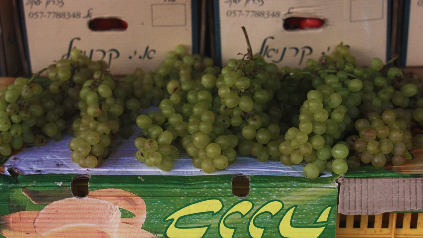 Market Grapes
