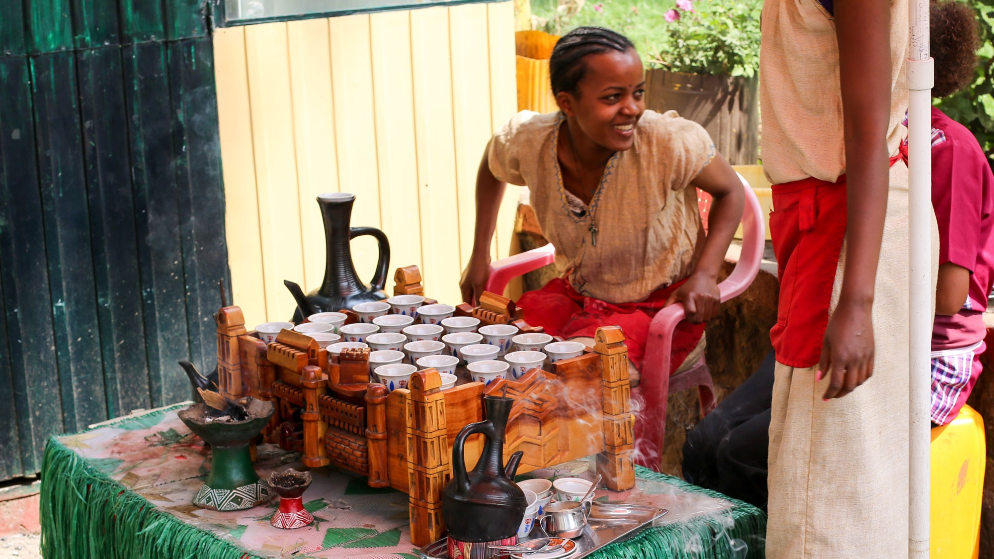 Ethiopia-coffee-traditional