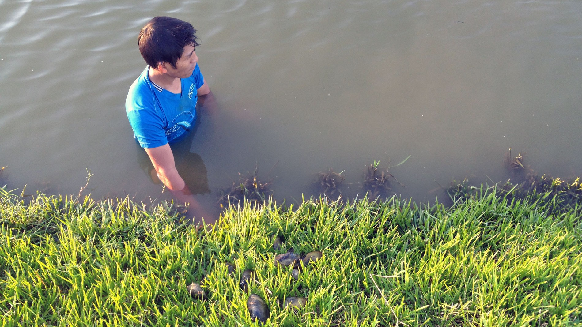 Fishermen-Efrain-clam