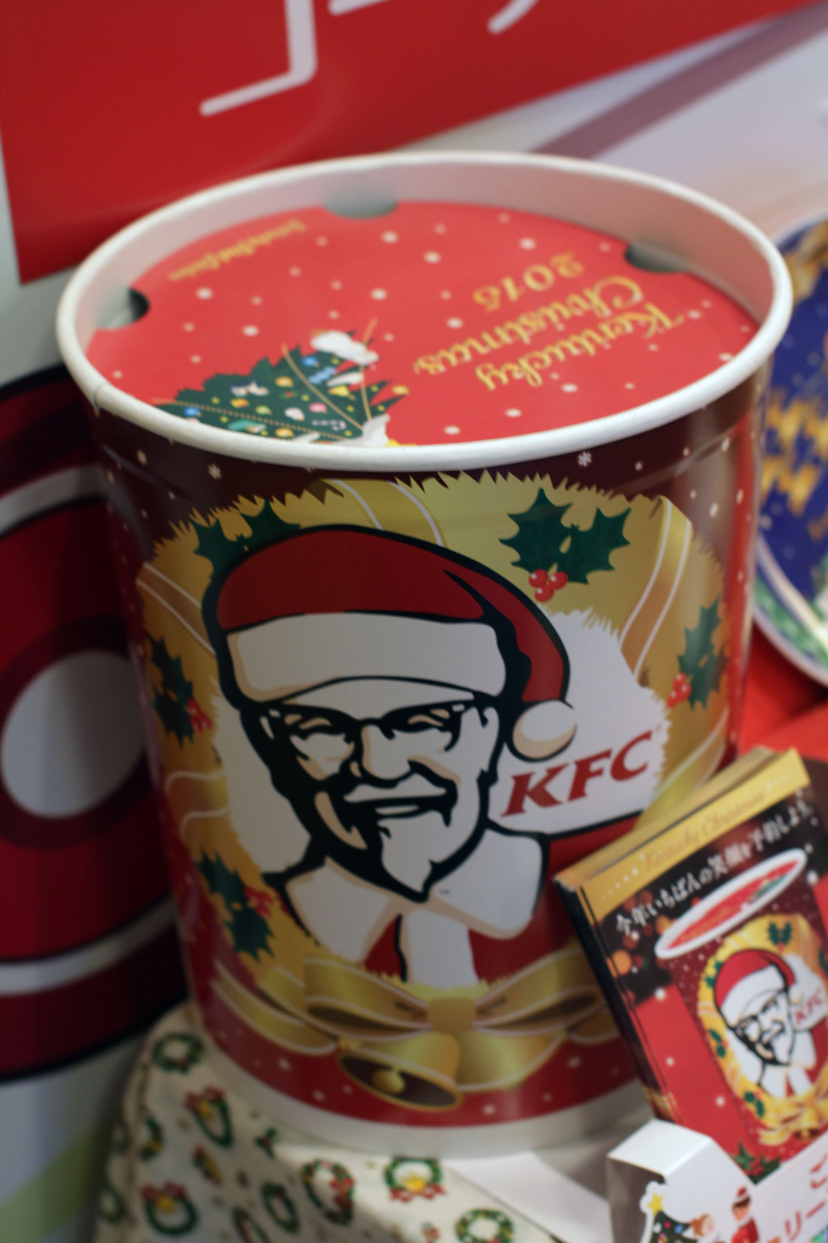My Decadent Deep-Fried Christmas with KFC Japan - MUNCHIES