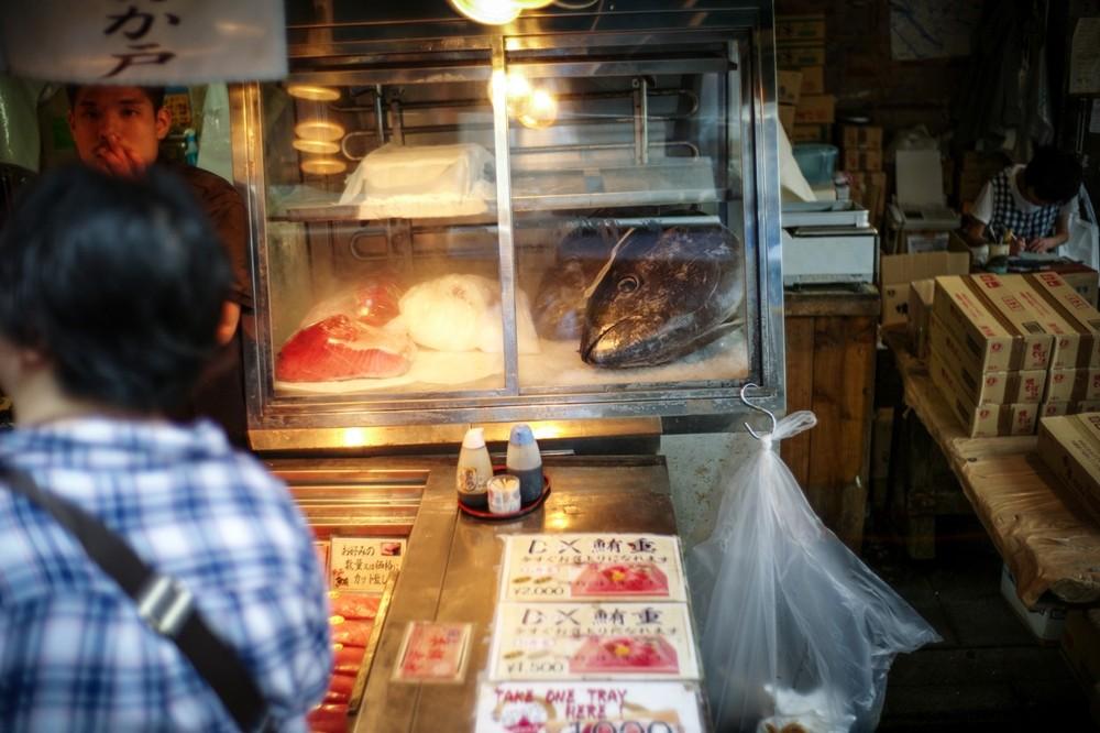 Dans les entrailles du plus grand march aux poissons du monde munchies - Refrigerateur le plus silencieux du marche ...