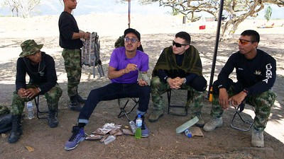 MUNCHIES Presents: MREs in Colombia