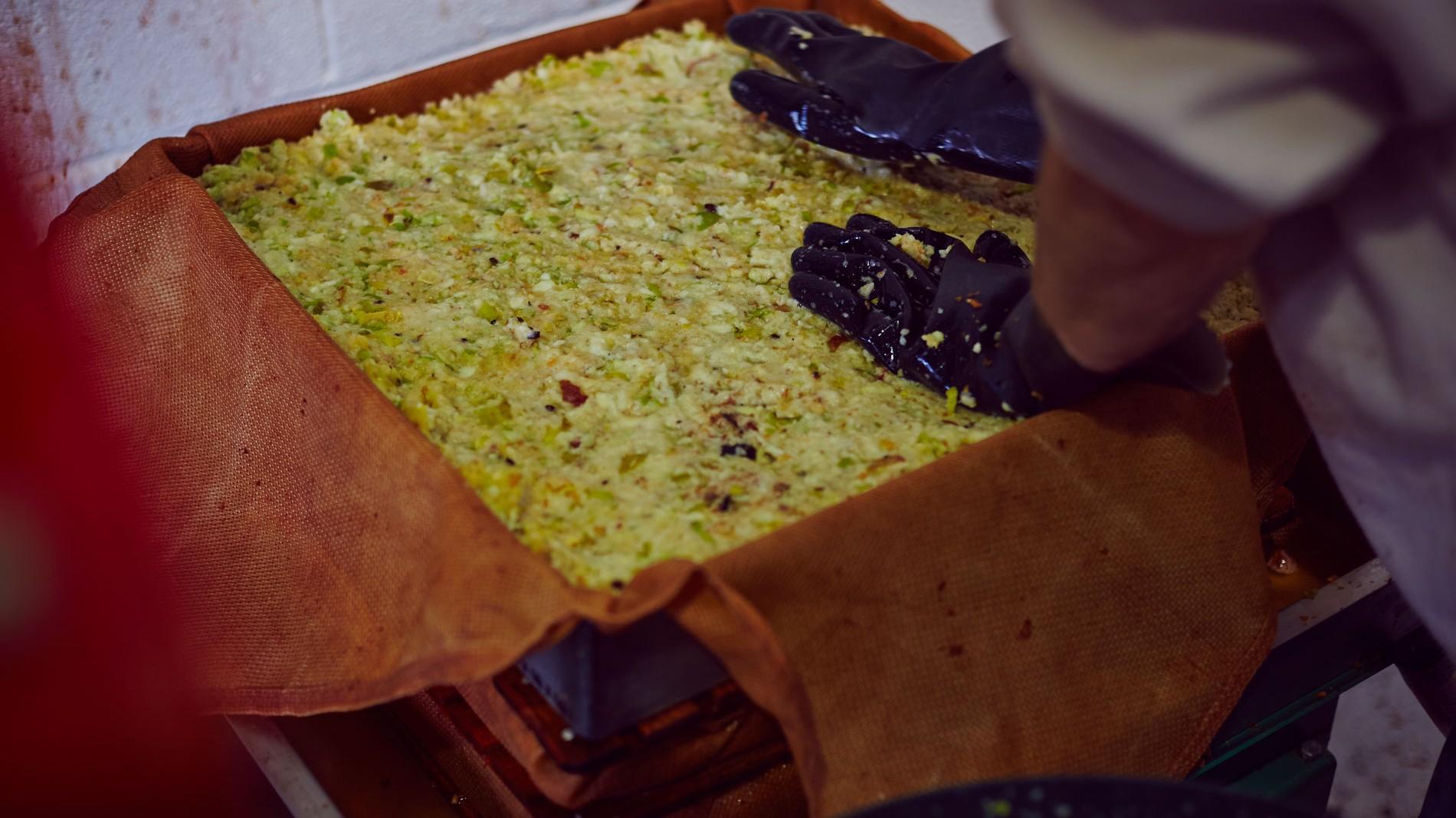 Moss-Cider-press