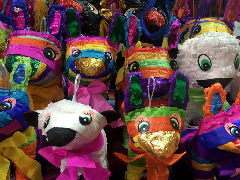 Mexican Pinatas Let You Beat The Hell Out Of Satan Vice