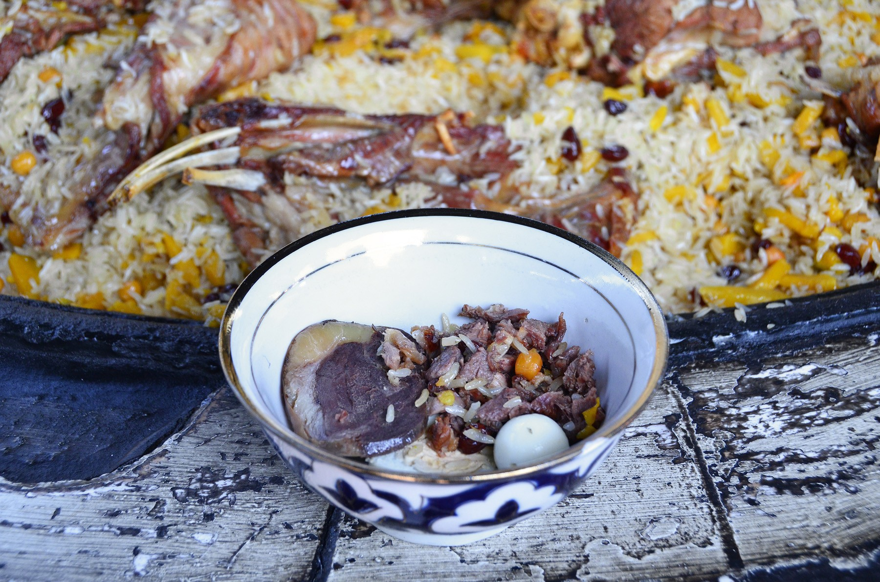 Central Asian Plov Centre - Wedding Plov