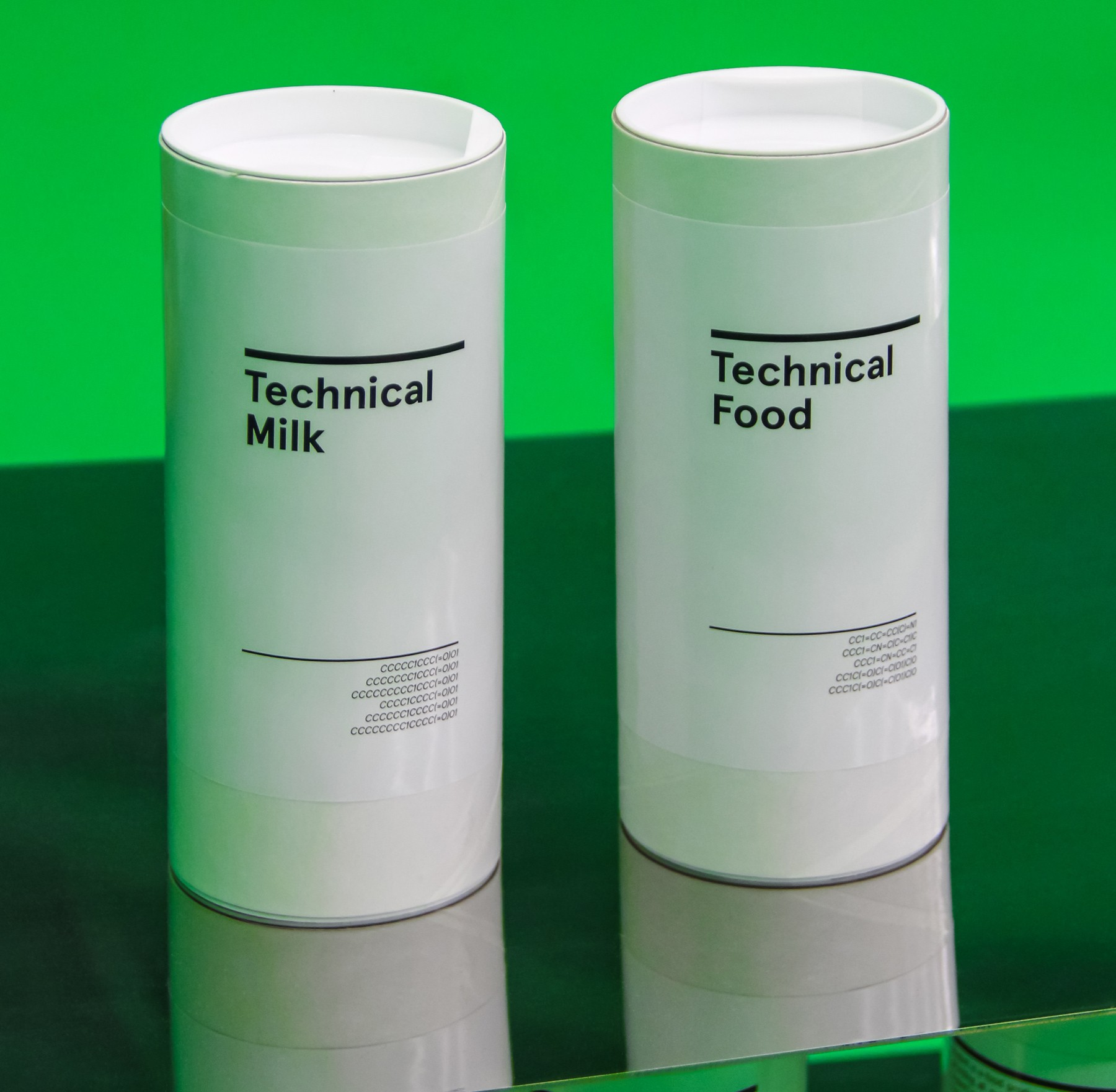 Technical Milk and Technical Food