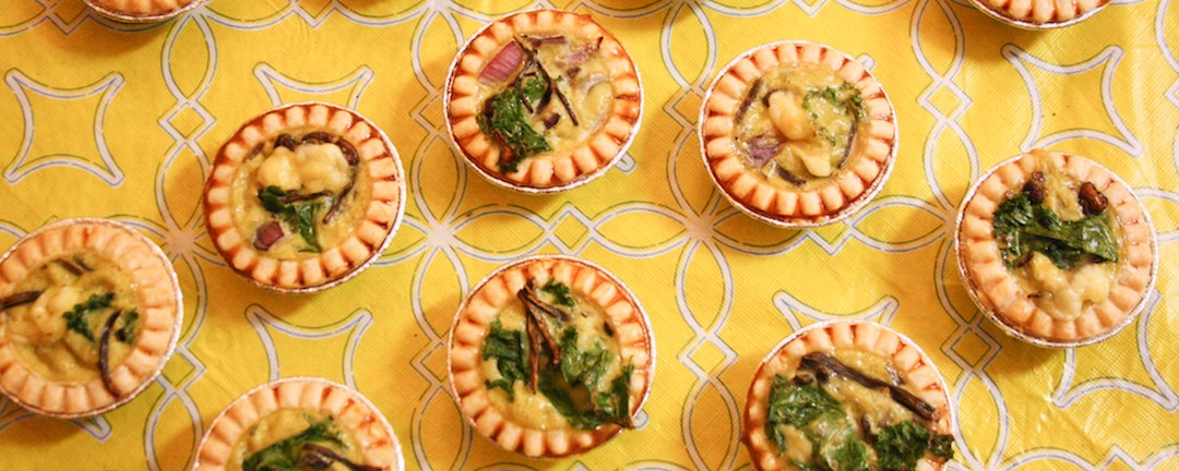 Magic Shrooms Deserve to Be Elevated Into Quiches
