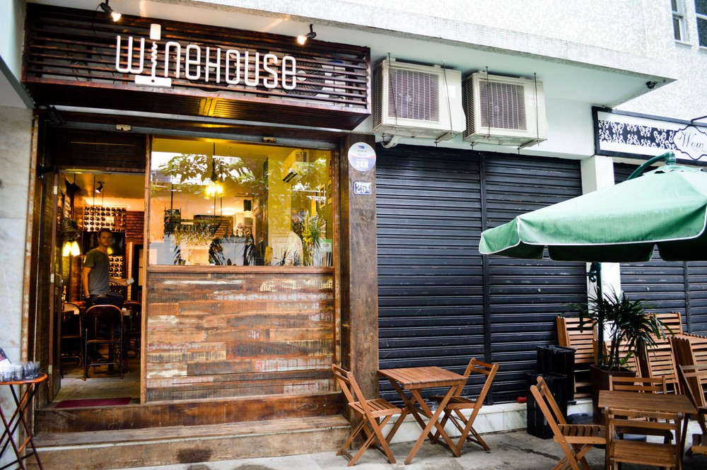 How a British Expat Ended Up Running Rio de Janeiro's Only Wine Bar