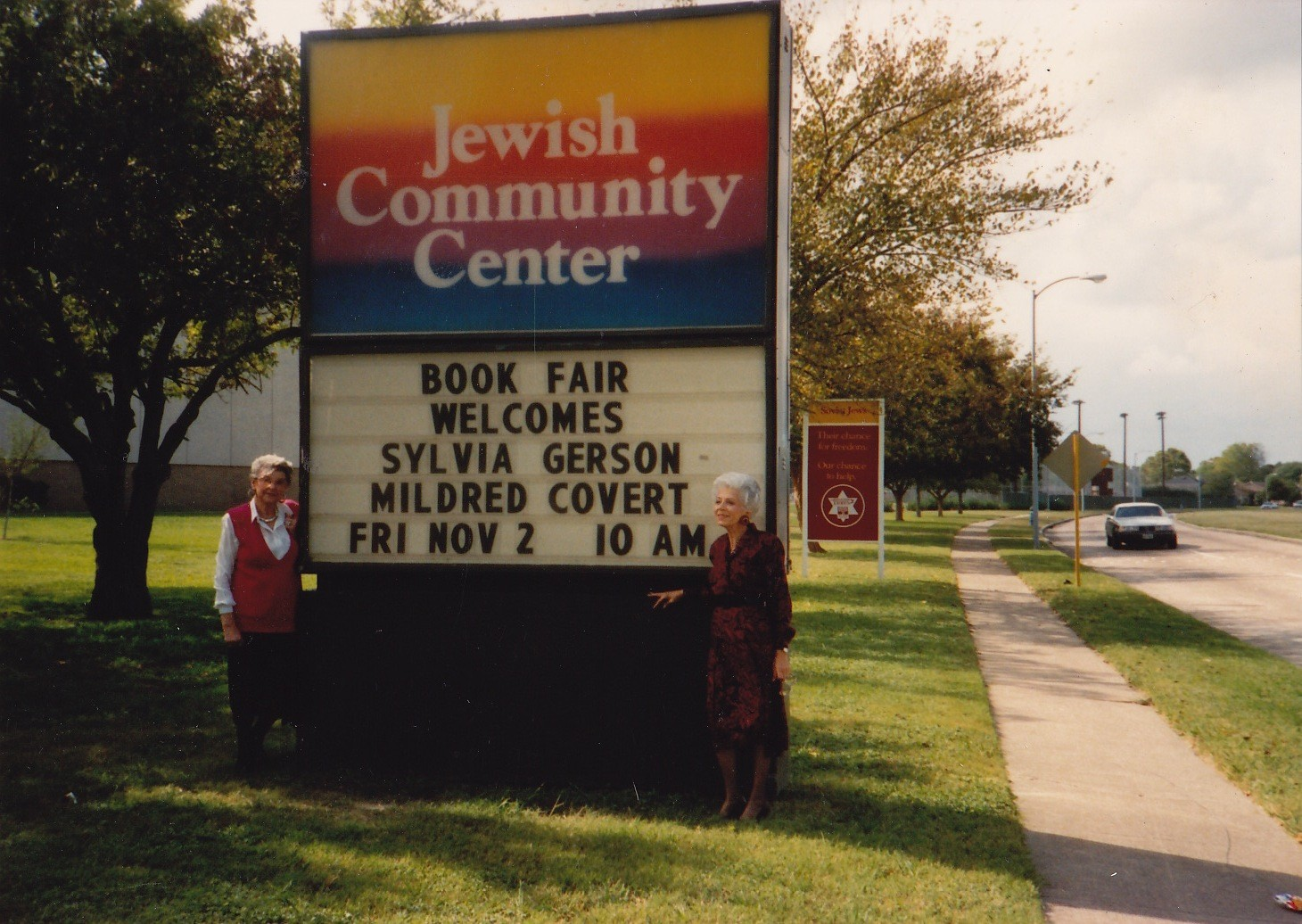 With.CoauthoerSylviaGerson. Houston.1990