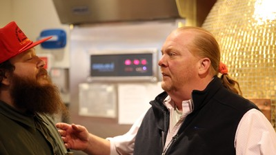 'Fuck, That's Delicious' Presents: Cooking with Mr. Wonderful Featuring Mario Batali