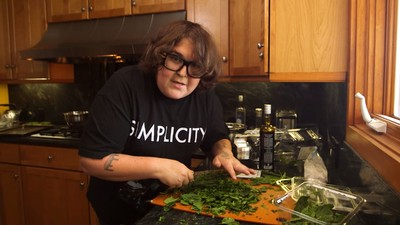 How-To: Make Cretan Spinach Pie with Andy Milonakis