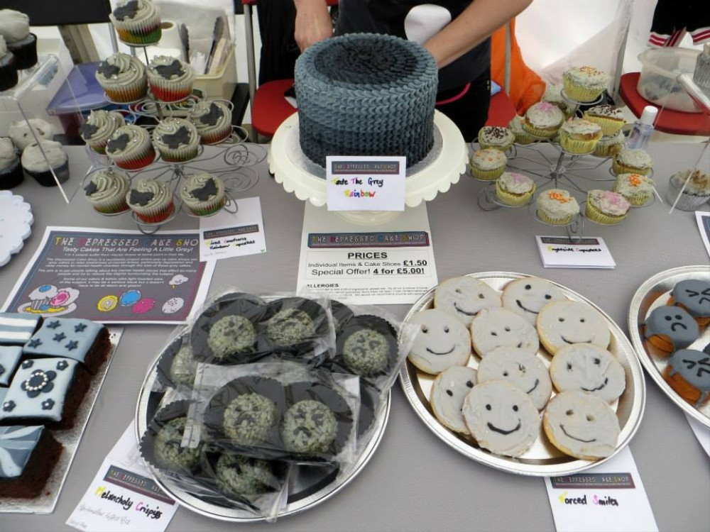 These Depressed Cupcakes Are Getting People to Talk About Mental Health