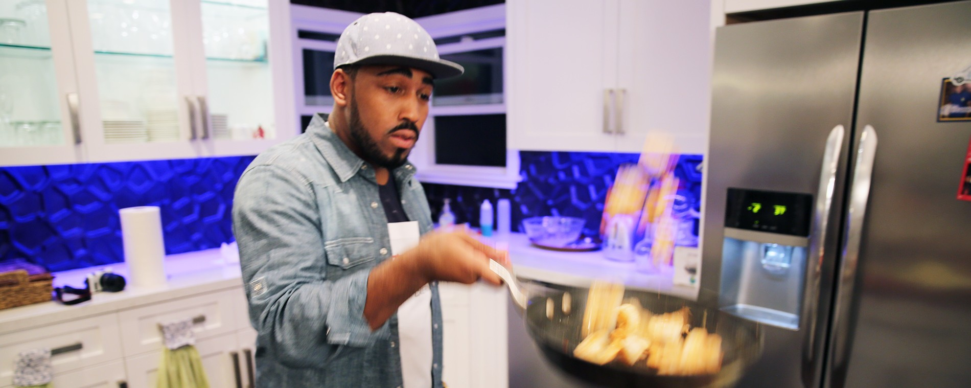 How-To: Make Egg Rolls with Chef E-Dubble