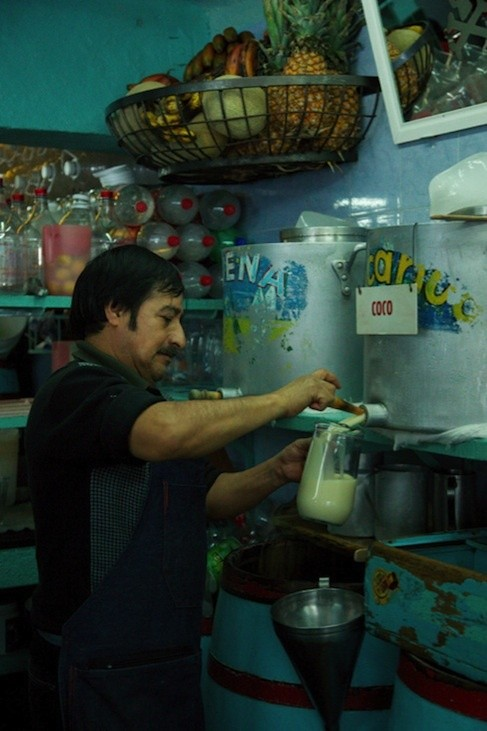 fresh pulque