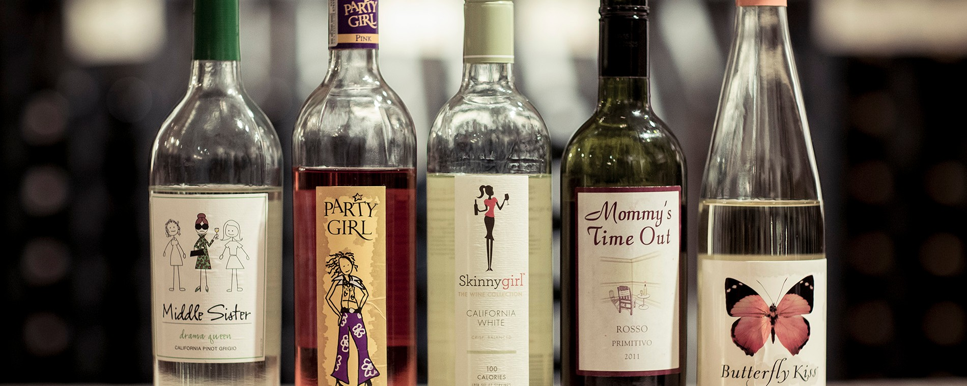 A French Sommelier Drinks The Girliest-Looking Wines We Could Find