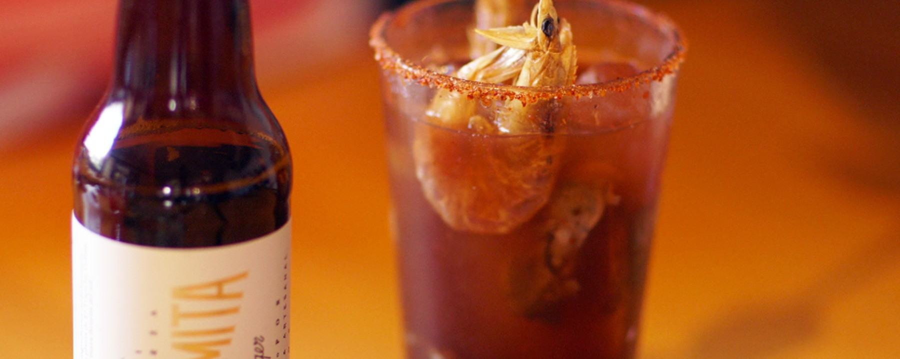 How-To: Make Seafood Beer n' Clamato with Campo Baja
