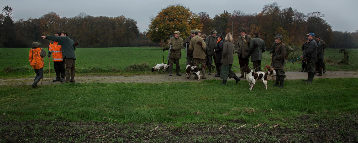 Duck Hunting with Dutch Aristocrats