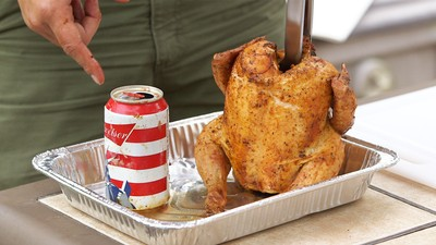 How-To: Make Beer Can Chicken