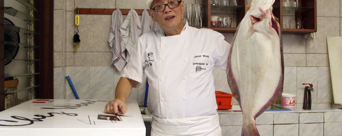 This Particular Dish: Ceviche with Javier Wong