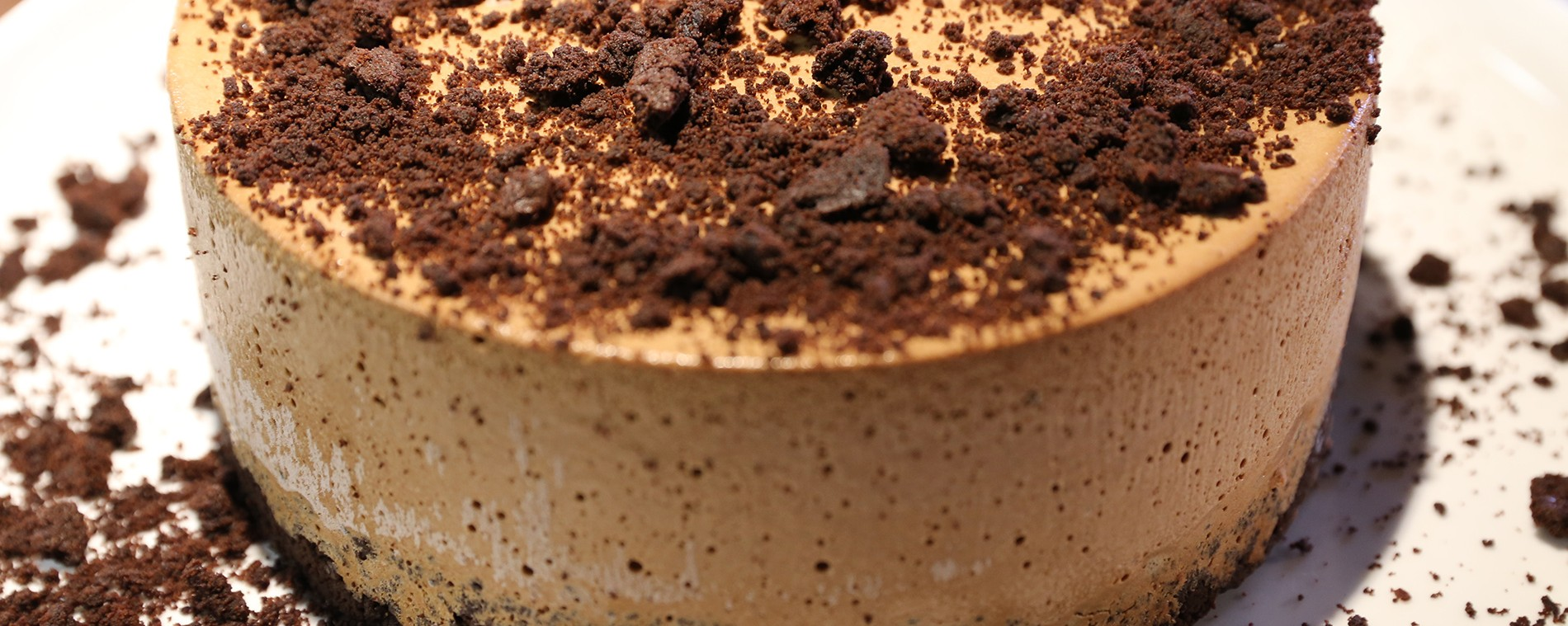 How-To: Make Not-Your-Mama's Chocolate Cake with Gregory Baumgartner