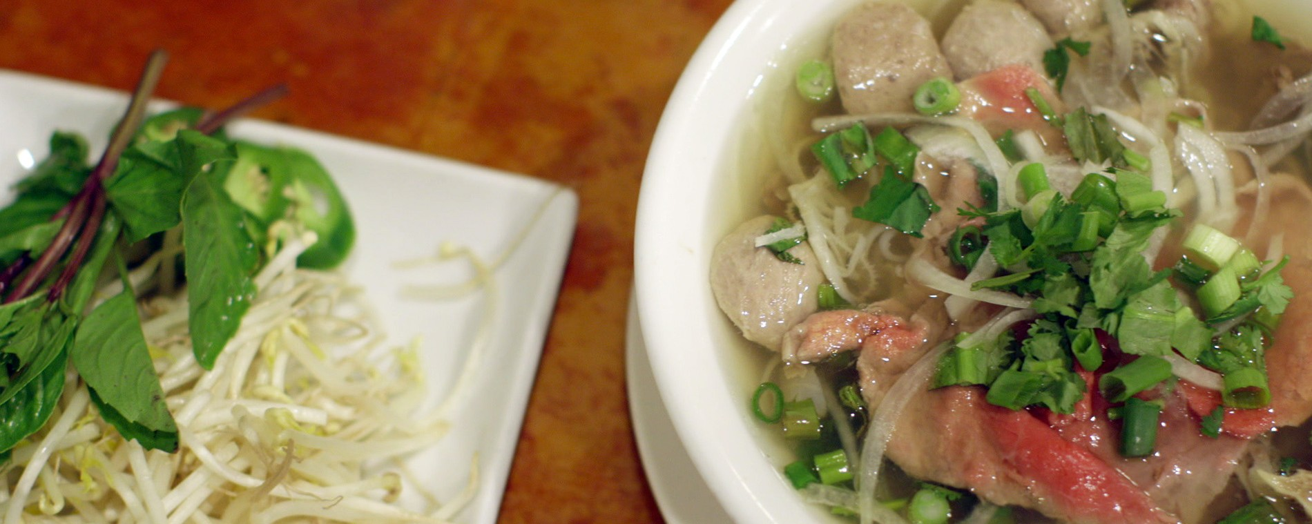 How-To Eat Pho