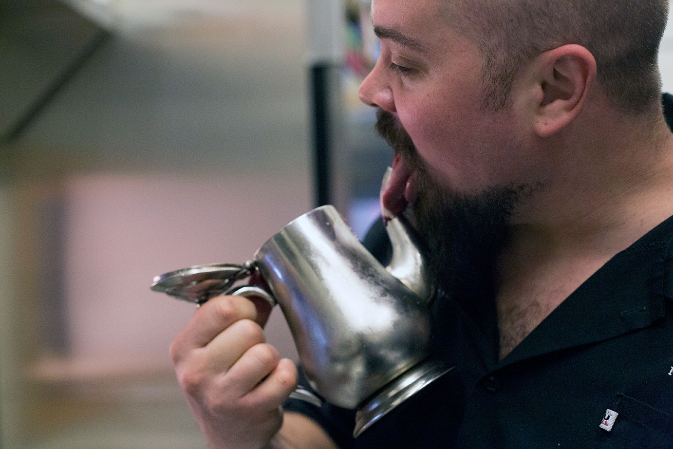 isaac-licking-silver-container
