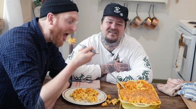 How-To: Make Mac and Cheese with Matty Matheson