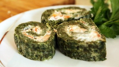 How-To: Make Microwave Salmon Roulade with Jennipher Marshall-Jenkinson