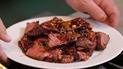 How-To: Make Moose Meat Marinade with Thom Beers