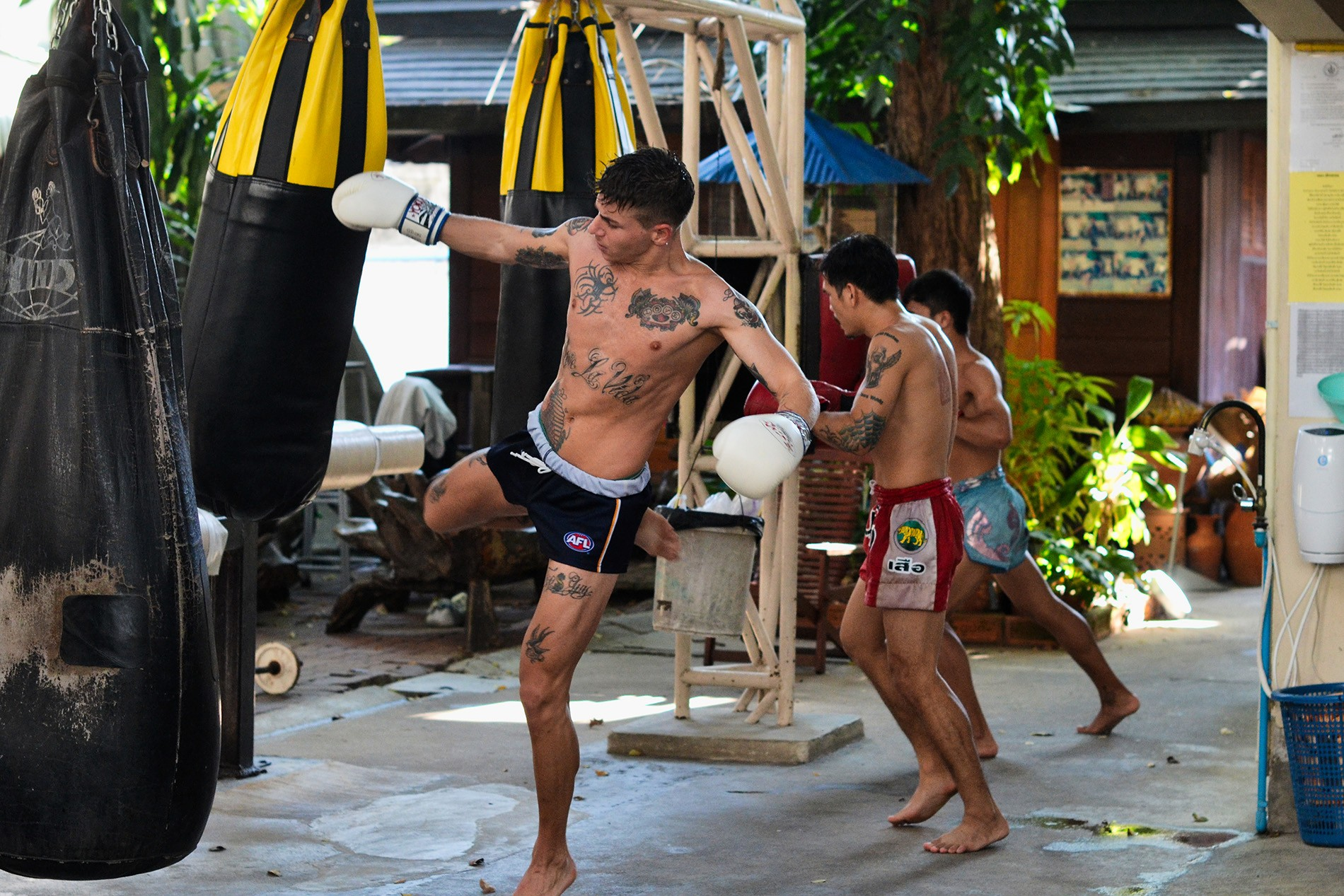 muay-thai-diet-kicking