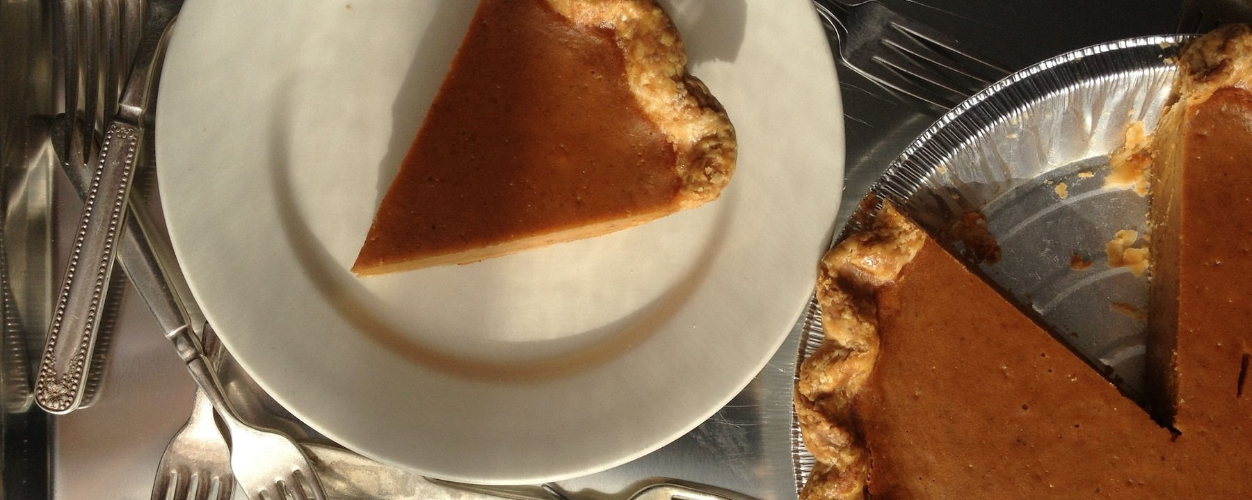 You Can Make Pie Out of Almost Anything